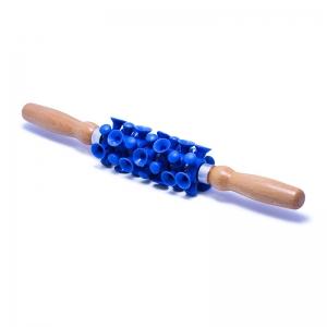 Rouleau-massage-slimroll-bleu
